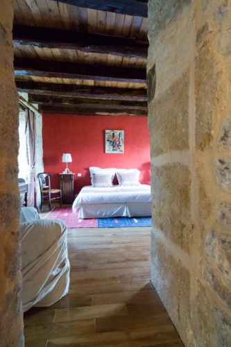 La Bruyle, Lot, chambre, bedroom, photograph, b&b, bed and breakfast, guest house
