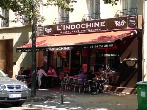 restaurant, Paris, France, Vietnamese