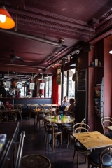Paris, France, café, photograph, food, restaurant, welcome